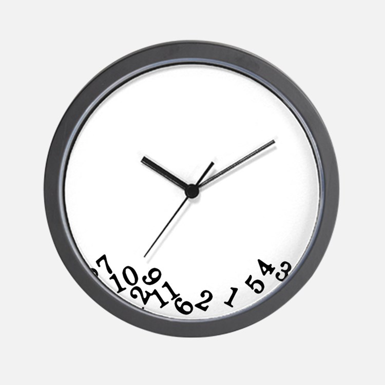 numbers_fell_white_wall_clock